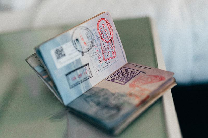 choix visa inde