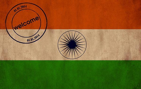 drapeau inde visa