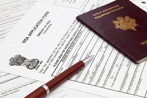 formulaire pour visa inde